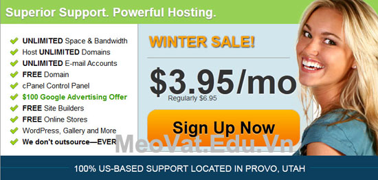 Hostmonster review, Hostmonster coupon and deals 2013