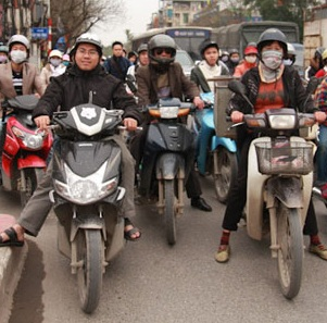 Mẹo hay giúp tiết kiệm xăng khi đi xe máy, meo hay giup tiet kiem xang khi di xe may