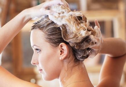 Cách giữ màu tóc nhuộm, cach giu mau toc nhuom