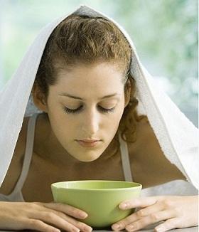5 mẹo hay chữa trị nghẹt mũi hiệu quả, 5 meo hay chua tri nghet mui hieu qua