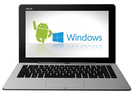 Asus Transformer Book Duet with Windows 8 & Android review