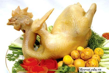 Mẹo hay chọn gà ngon cho dịp lễ Tết, meo chon ga ngon don gian