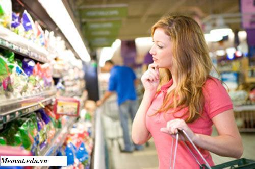 Cách tiết kiệm chi tiêu hiệu quả khi đi siêu thị, cach tiet kiem chi tieu hieu qua