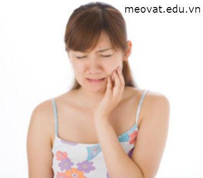 Cách giảm đau khi mọc răng khôn, cach giam dau khi moc rang khon