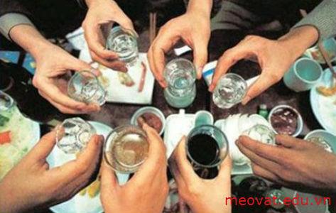 Cách giải rượu nhanh, hiệu quả, cach giai ruou nhanh, hieu qua