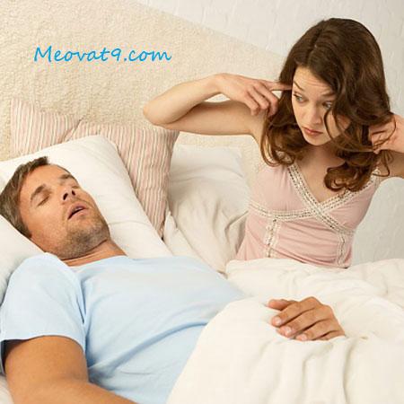 Cách chữa ngủ ngáy hiệu quả nhất và đơn giản - Cach chua benh ngu ngay hieu qua