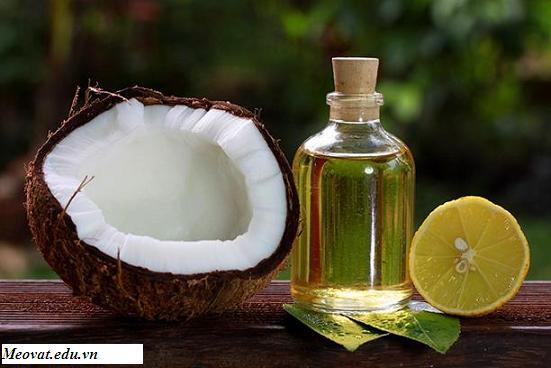 Dầu dừa là thực phẩm nên sẵn có trong bếp, dau dua la thuc pham nen san co trong bep