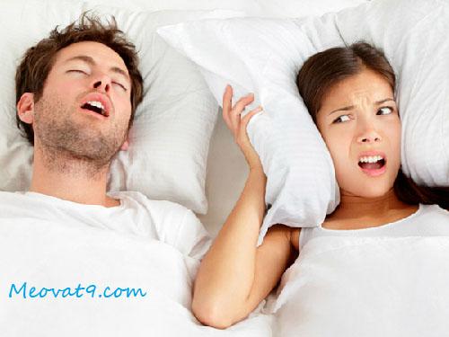 Điều trị ngủ ngáy hiệu quả với chế độ sinh hoạt và thực phẩm phù hợp