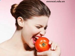 Điều trị sẹo lõm bằng cà chua hiệu quả, dieu tri seo lom bang ca chua hieu qua