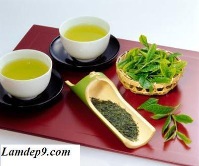 Cách tẩy trắng răng tại nhà đơn giản hiệu quả với trà xanh và muối nabica