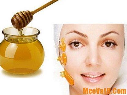 Cách làm đẹp da mặt với mật ong cực hiệu quả
