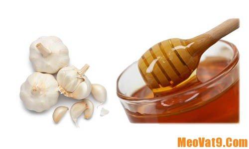 Mật ong + tỏi là bài thuốc trị ho cho trẻ cực hiệu nghiệm