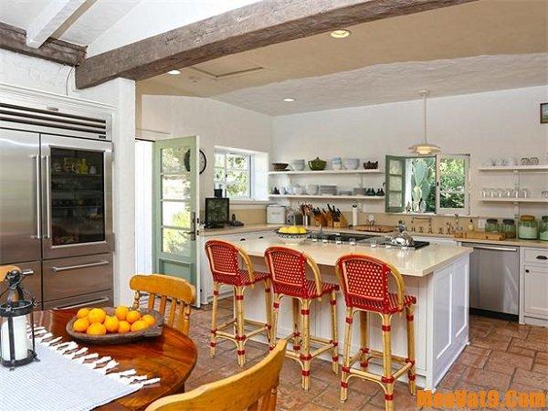 Làm thế nào để an toàn trong căn bếp của bạn