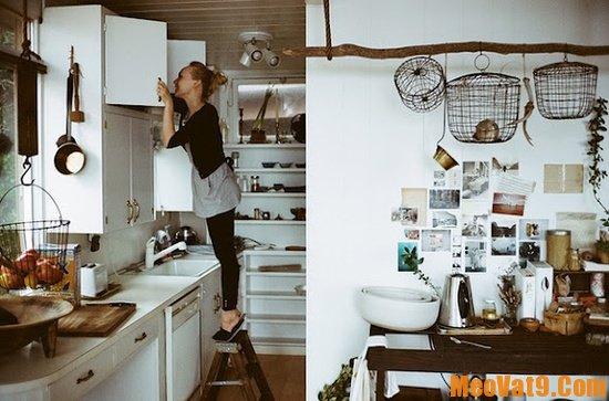 Những lưu ý cần thiết để đảm bảo an toàn trong khu vực nhà bếp