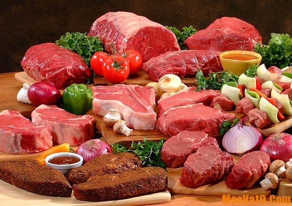 Các loại thịt giúp bạn bảo vệ sức khỏe gia đình trong mùa đông