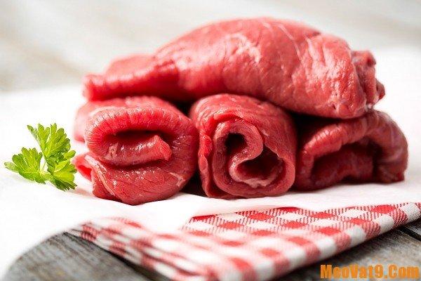Những loại thịt tốt cho sức khỏe trong mùa đông
