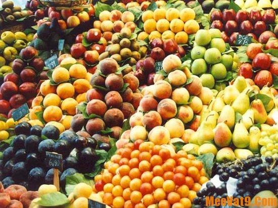 Mẹo hay giúp bạn nhận biết trái cây tẩm ướp hóa chất