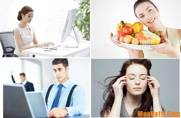 Một số phương pháp khắc phục chứng nhức mắt