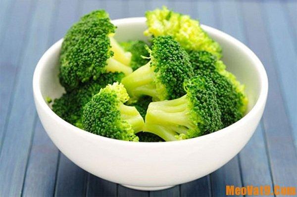 Những sai lầm cơ bản cần tránh trong khi chế biến rau củ