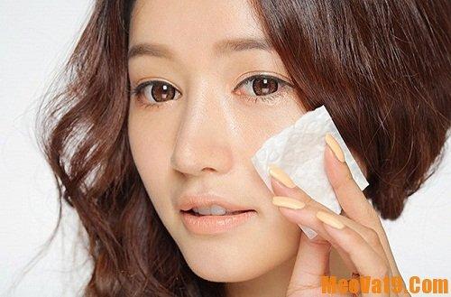 Mẹo chăm sóc da bị mụn hiệu quả