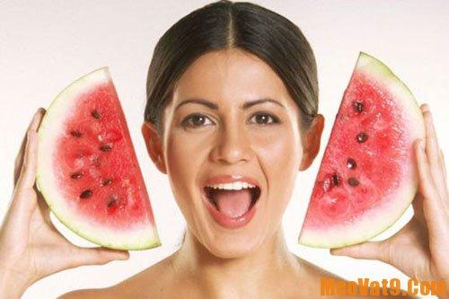Không ăn dưa hấu khi cơ thể mệt mỏi