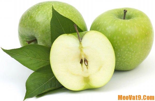 Mẹo cắt táo không bị thâm