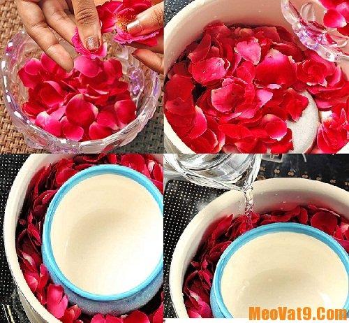 Chi tiết cách làm nước hoa hồng tại nhà nhanh và an toàn