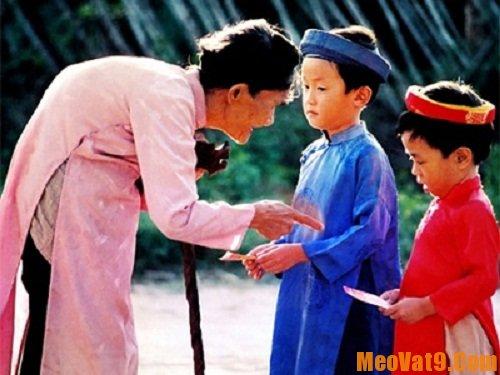 Cách dạy trẻ cách ứng xử lễ phép với người lớn