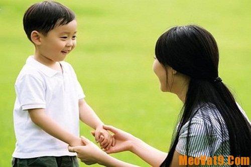 Cách dạy con biết lễ phép