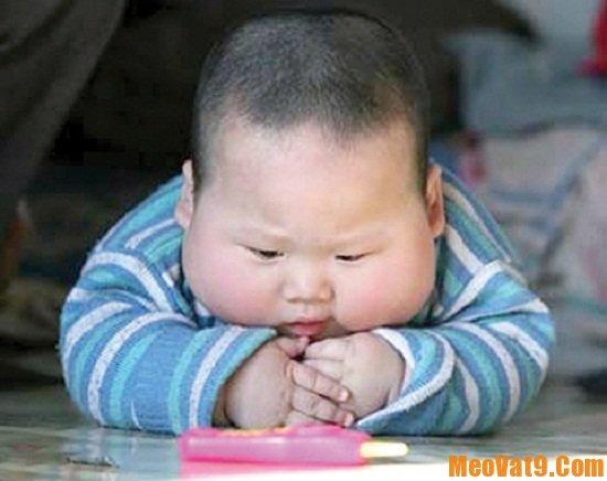Mẹo giảm cân cho trẻ béo phì hiệu quả và an toàn