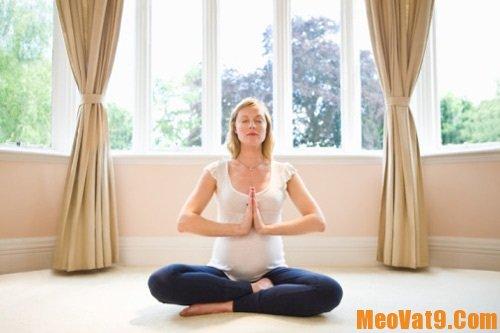 Hướng dẫn làm giảm hiện tượng đau hông khi mang bầu