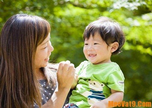Mẹo dạy con có thói quen lễ phép