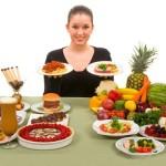 Chế độ dinh dưỡng cho mẹ bầu theo từng giai đoạn