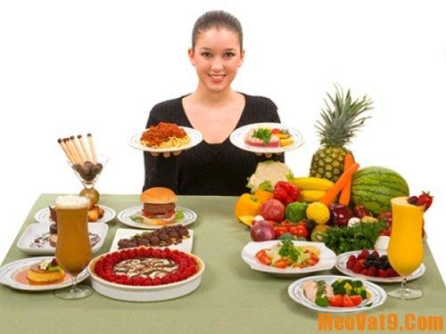 Dinh dưỡng cho bà bầu theo từng giai đoạn