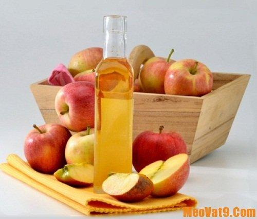 Lợi ích không ngờ từ giấm táo bạn nên biết