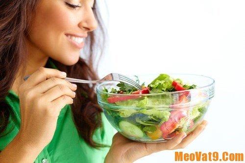 Bí kíp ăn rau sống tốt cho sức khỏe