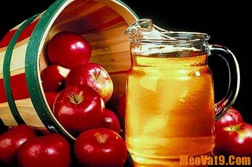 Mẹo chăm sóc da bằng giấm táo và những lưu ý khi sử dụng