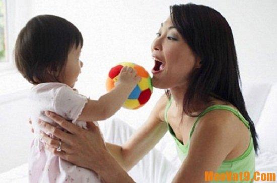 Mẹo dạy trẻ biết nói sớm cực hiệu quả