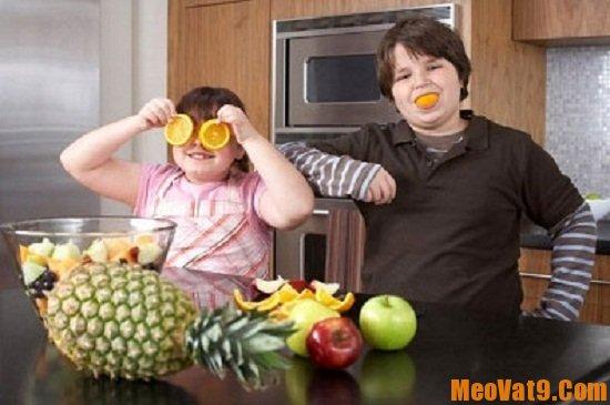 Cách giảm cân cho trẻ béo phì hiệu quả và an toàn