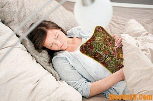 Mẹo giảm mỡ bụng sau sinh hiệu quả