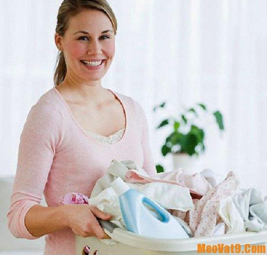 Mẹo giặt quần áo đúng cách nhất
