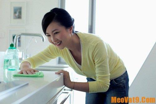 Cách giúp cho nhà bếp luôn sạch sẽ