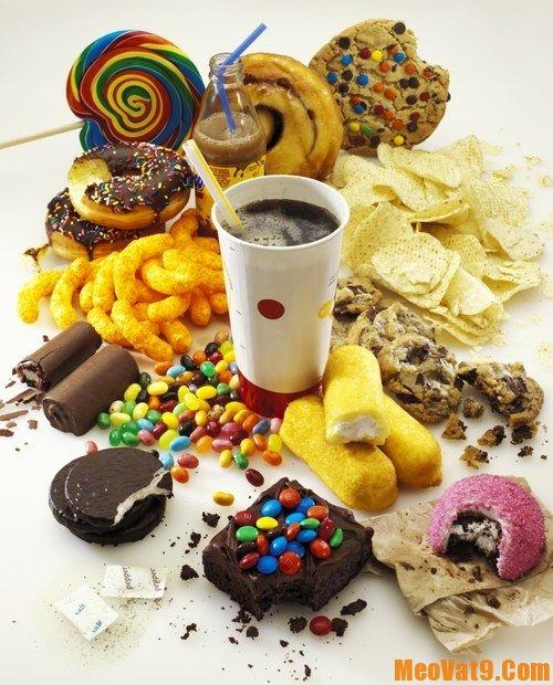 Cách nhận biết các loại thực phẩm kìm hãm chiều cao của trẻ