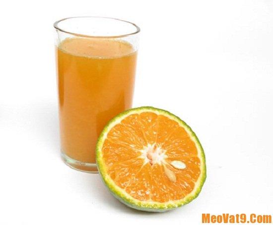 Mẹo chọn cam tươi ngon nhất
