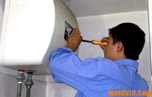 Mẹo sử dụng bình nóng lạnh tiết kiệm điện và an toàn