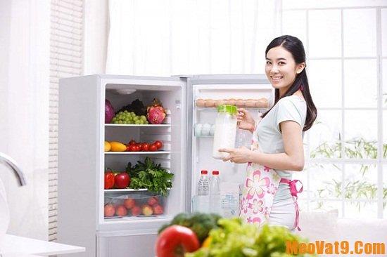 Mẹo sử dụng và vệ sinh tủ lạnh đúng cách nhất