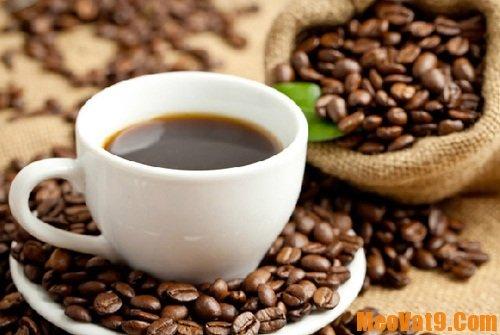 Mẹo uống cà phê tốt cho sức khỏe