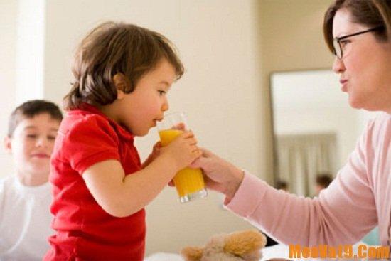 Mẹo uống nước cam đúng cách bạn nên biết