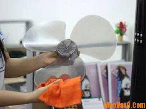 Mẹo sử dụng quạt điện an toàn và bền lâu nhất
