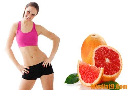 Ăn bưởi thường xuyên giúp bạn giảm cân như ý muốn